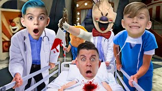ROD IS MY DOCTOR? Ice Scream 2 Mod