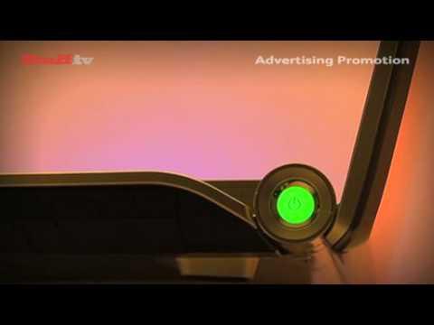 Sony Vaio FW laptop - advertising promotion