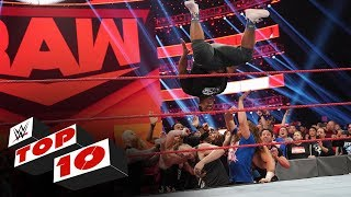 Top 10 Raw moments: WWE Top 10, Nov. 4, 2019