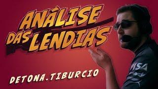 ANALISE DAS LENDIAS - DETONA.TIBURCIO