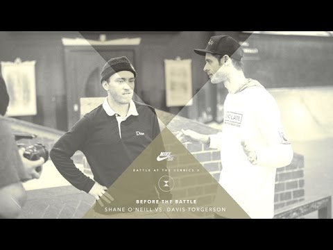 BATB X | Before The Battle: Davis Torgerson vs. Shane O'neill