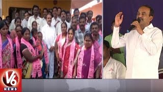 Minister Etela Rajender Participates In National Library Week Closing Ceremony | Karimnagar