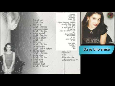 Elvira Rahic - Da je bilo srece - (Audio 1996) HD