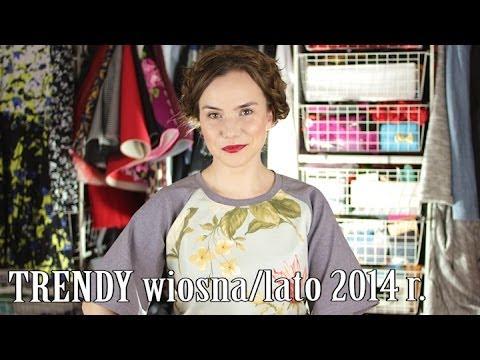 Radzka vlog TRENDY wiosna/lato 2014 :-)