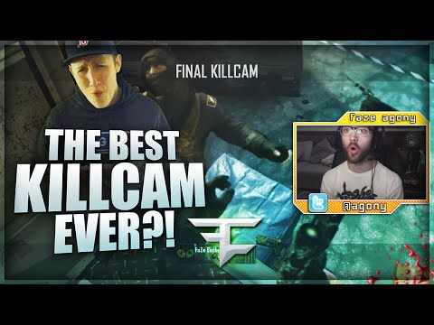 LOL... BEST KILLCAM EVER?! ft. FaZe Banks (BO2 Clips & Funny Moments)