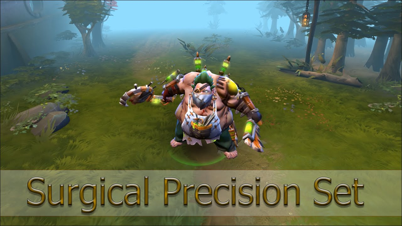 Surgical Set Surgical Precision Pudge Set