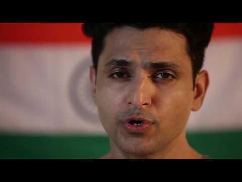 Aye mere pyaare watan ,tribute to indian army by AJ( amit jadhav)