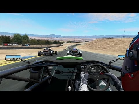 「PROJECT CARS PERFECT EDITION」車種紹介_89_【Ariel Atom 300 Supercharged】