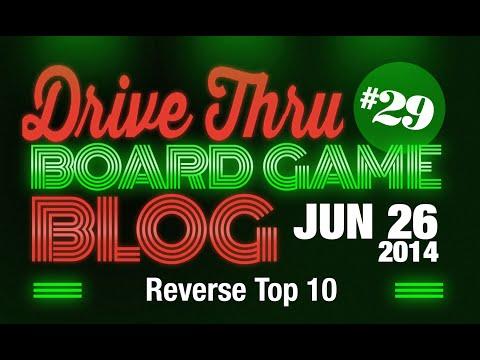 "DTBGB #29 – ""Reverse Top 10″"