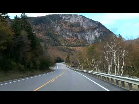 North Conway and Crawford Notch: Loop Part 1 of 2