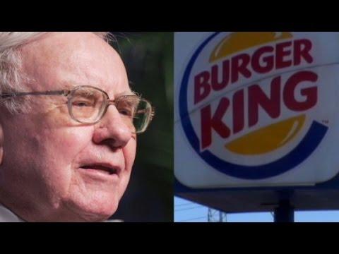 Buffett helps Burger King bite off U.S. tax