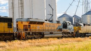 8-23-14: Railfanning Eastern Colorado (Featuring UP 1989)
