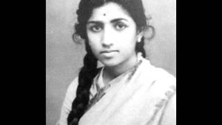 Priyotamo Ki Likhi Tomay Lata Mangeshkar