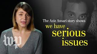 Opinion | The Aziz Ansari story shows we