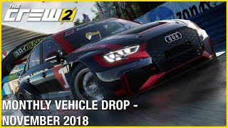 The Crew 2: November Vehicle Drop Trailer | Ubisoft [NA]