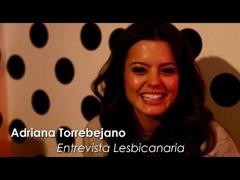 Lesbicanarias entrevista a Adriana Torrebejano