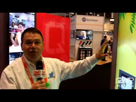 DSE 2016: GDS Adds 4K 75 Inch Semi Outdoor LCD Display