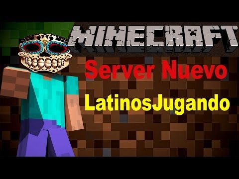 LatinosJugando | Server de Minecraft