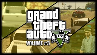 Dressing Up For An Epic Race! || GTA 5 PC Funny Moments Montage / Death-tage! || Volume 3
