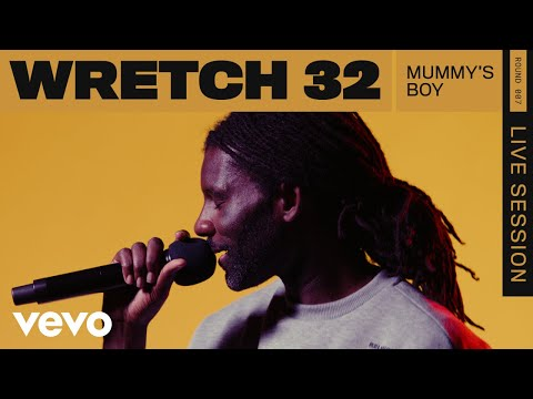Wretch 32 - Mummy's Boy (Live) | ROUNDS | Vevo