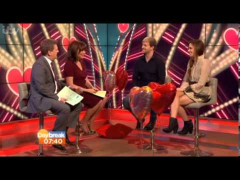 Kian Egan & Jodi Albert -  on Daybreak ( Jan.20, 2014 )
