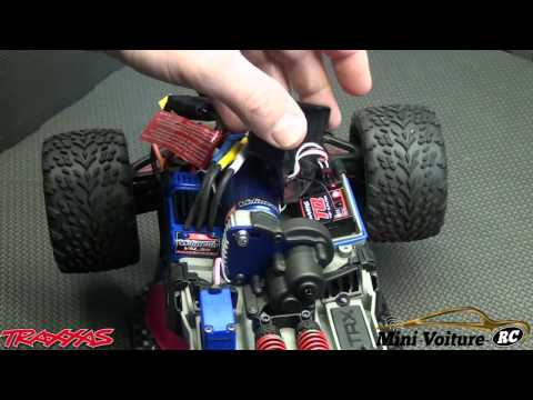 Traxxas : how to bind traxxas transmitter and receiver (english)