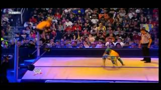 WWE Friday Night SMACKDOWN 07.01.11 - Sin Cara vs. Christian