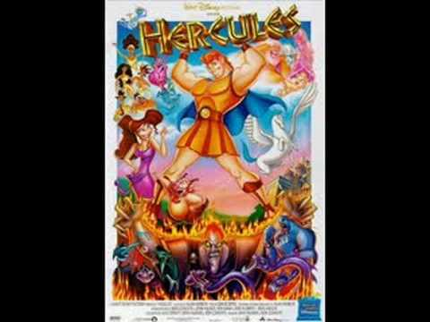 I Can Go The Distance -hercules- Me Karaoke video