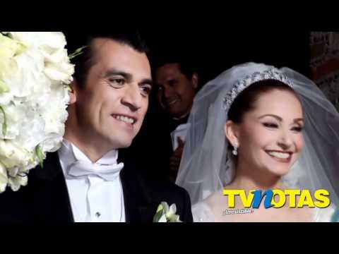 La boda de Jorge Salinas y Elizabeth Álvarez ¡al estilo TVNotas!