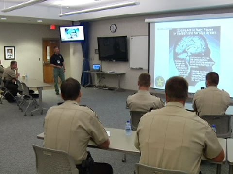 Training begins for law enforcement to administer heroin antidote