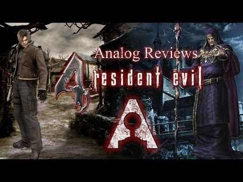 Analog Reviews: Resident Evil 4 HD