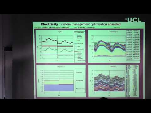 Pt 2: UCL-Energy seminar: 'Feeding the Leviathan - People, Energy and Time', Mark Barrett, UCL