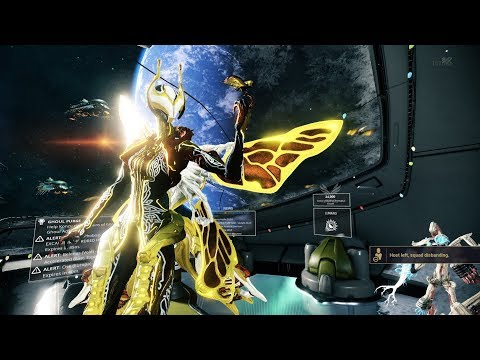 WARFRAME Day 163 Running Quests and Missions with TITANIA