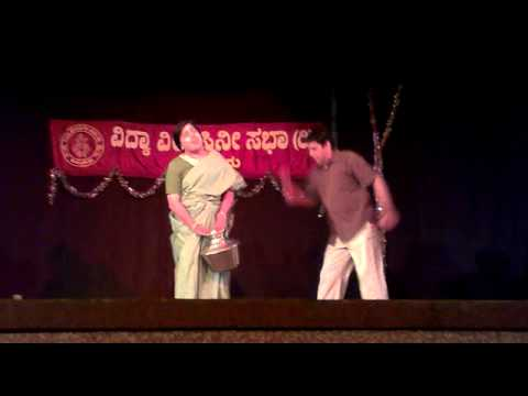 Suvvi Suvvi Swathimuthyam Dance By Chaya & Satish.mp4 video