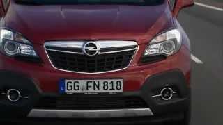 Opel Mokka Velvet Red (красный). Тест-драйв.