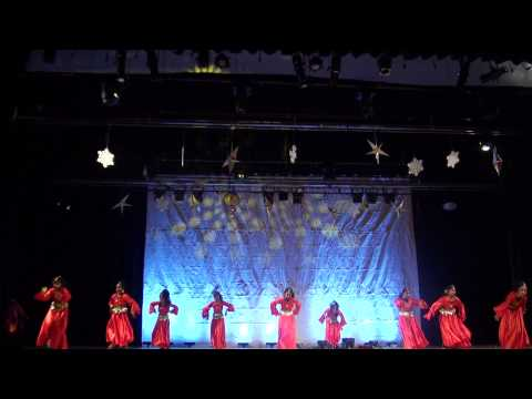 KCS Jingle Bells 2012 - Dhum Dhum dance - Rakkilipattu