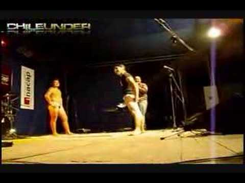 Baile Erótico de Hackcp Semana Mechona Inacap Arica Video
