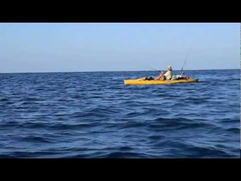 Kayak Fishing Gulf of Mexico