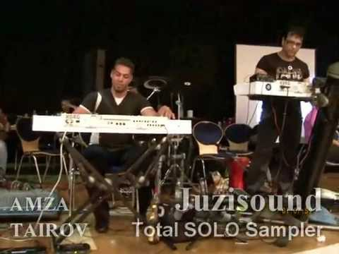 Amza Tairov - Total Solo Sampler video
