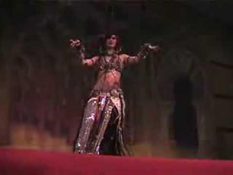 Bellydance Rachel Brice Tribal Fest Danceme Academy