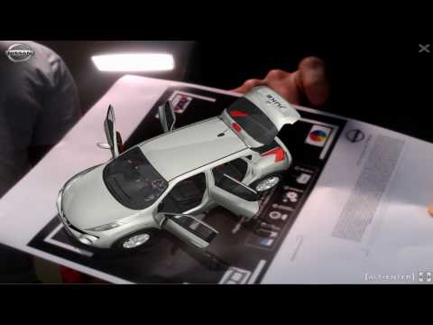 Nissan augmented reality
