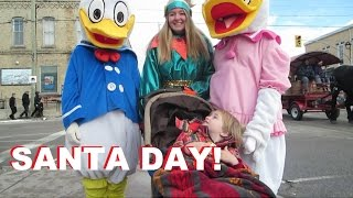 Santa Day/ Parade! | Our Lives, Our Reasons, Our Sanity