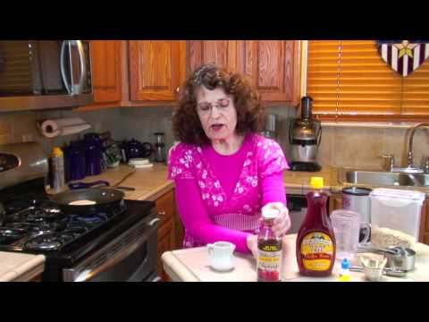 Oatmeal Pancakes - Diet Recipes; Healthy Home Cooking, Low- Calorie Lifestyle  #