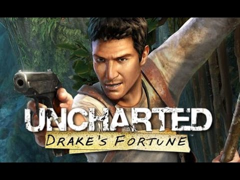 Uncharted: Drake's Fortune Full Gameplay Walkthrough [Longplay] Nathan Drake Collection