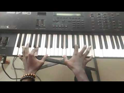 Piano /Voice cover of Victory by Eben -key D (+233209899650)