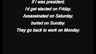 Watch Wyclef Jean If I Was President video