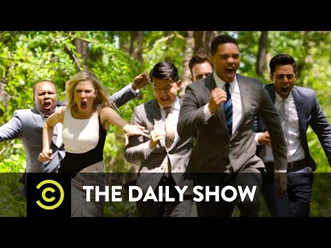 The Daily Show - Behind the Scenes - There Will Be Mud