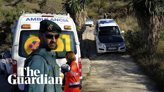 Operation underway in Spain to rescue toddler from deep well