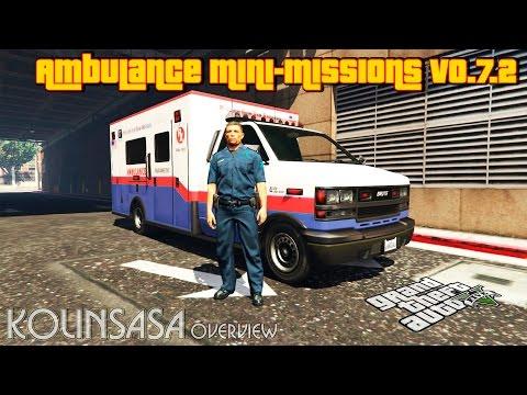 Ambulance v0.7.2