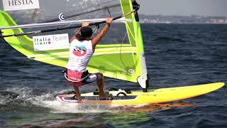 2018 RS:X Windsurfing European Championships - Day 4